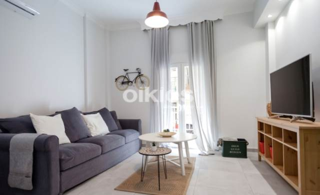 (For Sale) Residential Studio || Thessaloniki Center/Thessaloniki - 45 Sq.m, 1 Bedrooms, 95.000€
